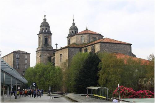 Camino Inglés. 7ª Etapa.- Sigüeiro - Santiago de Compostela (52)