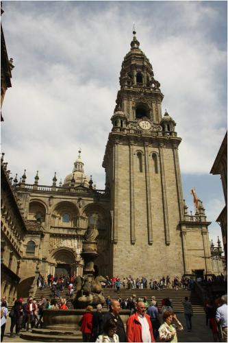 Camino Inglés. 7ª Etapa.- Sigüeiro - Santiago de Compostela (63)